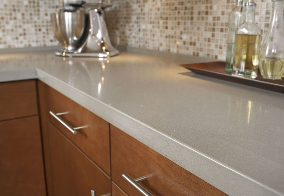 Crystal Ash Eco By Cosentino My New Countertop Exciting Recycled Countertops Green Countertops Countertops