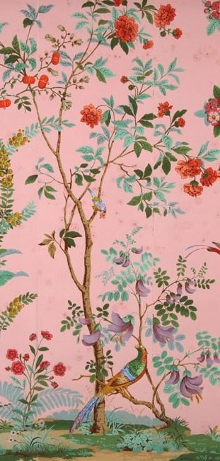 99 Best Sumptuous Wallpapers Fabrics Images Chinoiserie