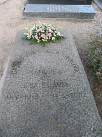 Camilo José Cela 1916 2002 Spanish Writer La Familia De Pascual Duarte La Colmena Winner Of The Nobel Prize For Literature Jose Duarte Gravestone
