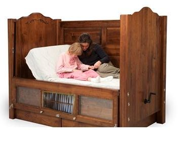 Beds By George Manufactures Customized Safety Beds That