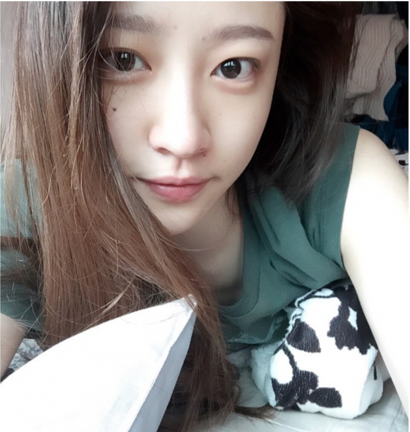 Female Idols Who Are Just As Beautiful Without Makeup Kpop Girls Hani Without Makeup