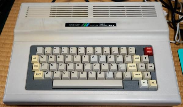 Tandy Radio Shack Color Computer 3セット_画像2
