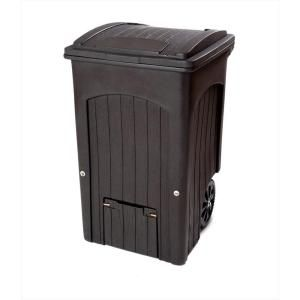 Home Depot Compost Bin Toter Wheeled Composter Kit03556401Cgr At The Home Depot  Can't