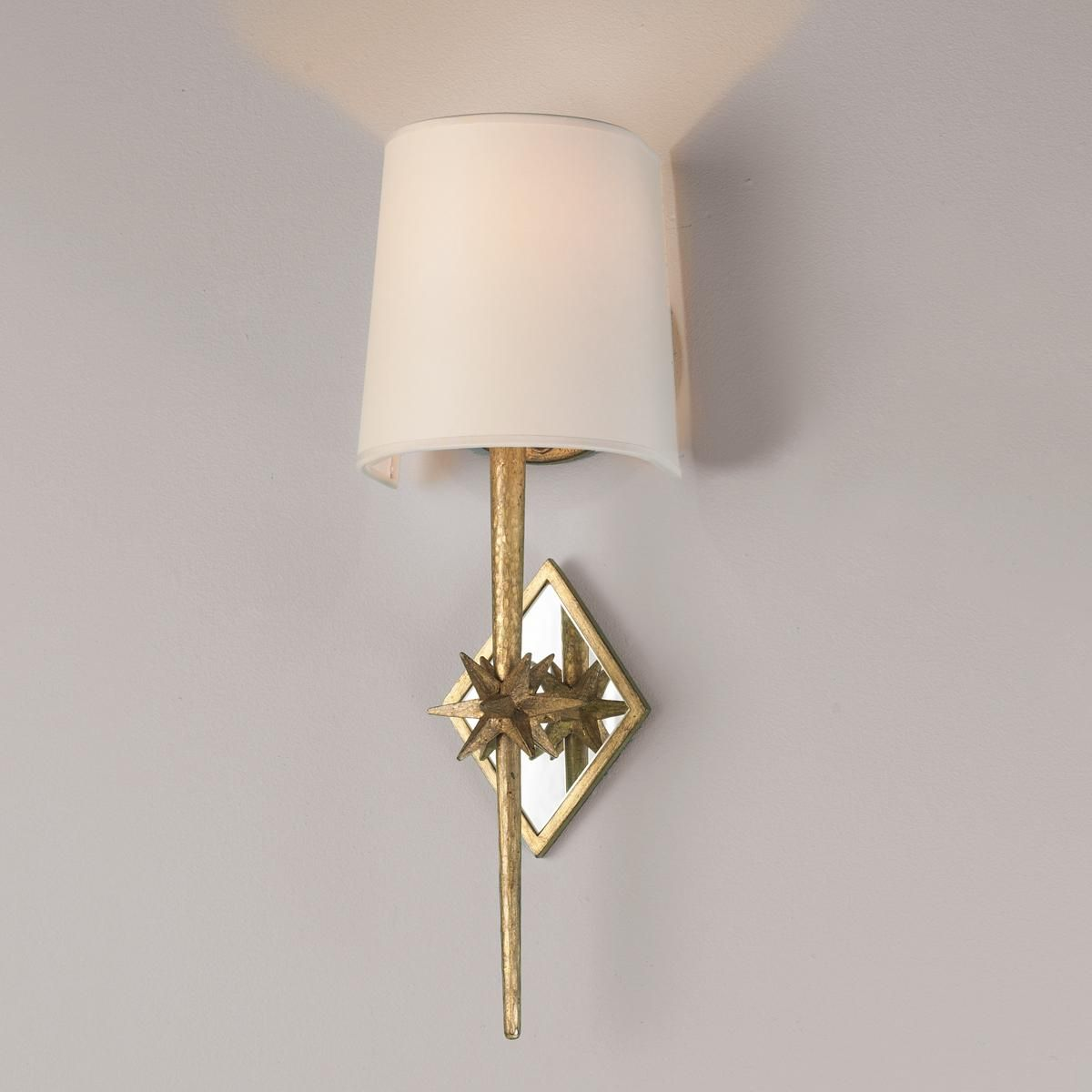 Lighting Wall Plates Star Of The Show Wall Sconce  1 Light  Wall Sconces Powder Room