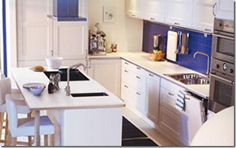 Diseño Cocinas Cuadradas Pequeñas   Buscar Con Google