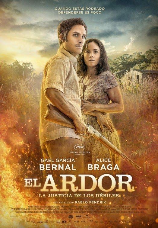 Ardor Movie Trailer Gael Garcia Bernal 2015 Full Movies Online Free Movie Trailers Movie Posters