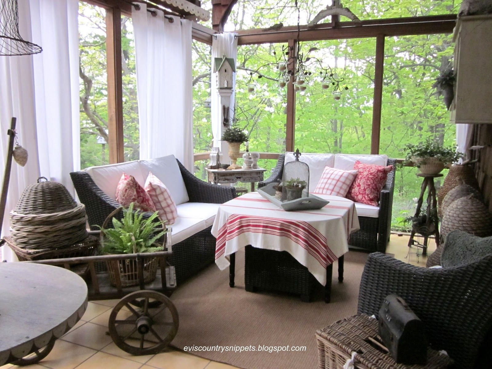 Shabby and Charme: Country chic a casa di Evi