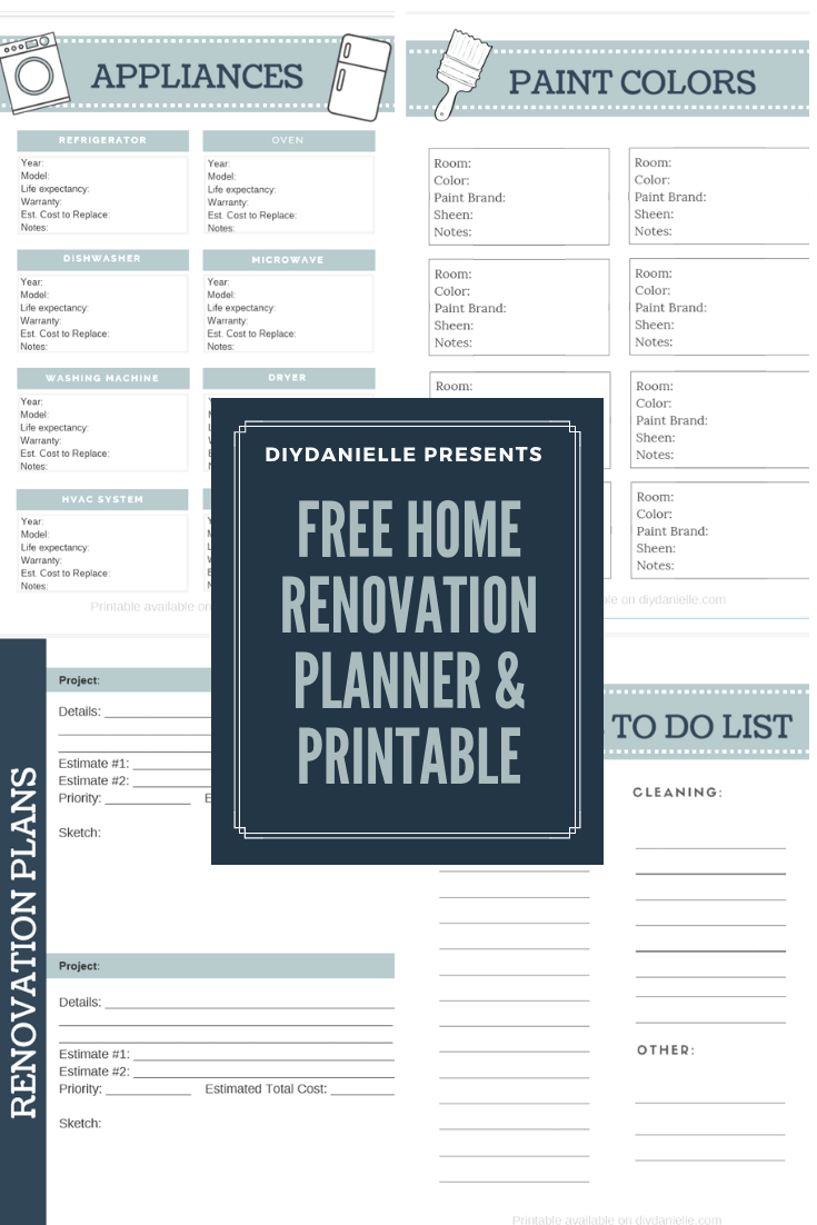 Planning Renovations On A Budget Renovation Planner Design Your Dream House Home Renovation