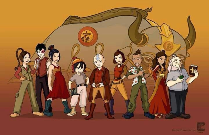 Omg Firefly Avatar Crossover For Emory Pinterest Avatar Avatar The Last Airbender Animated Characters