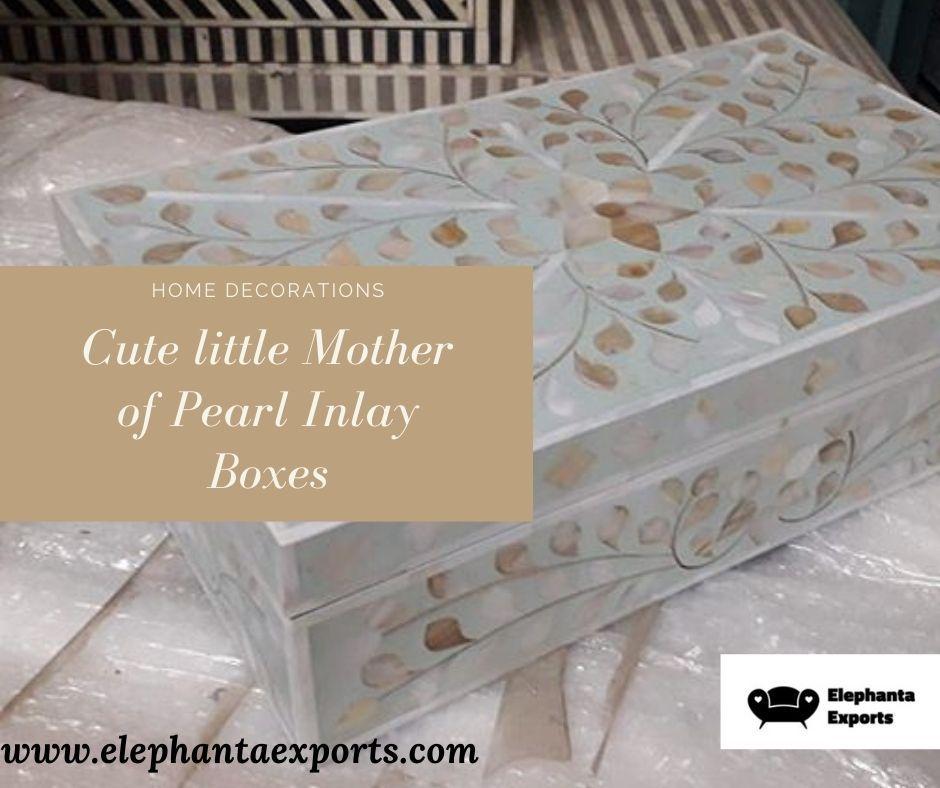 elephantaexports.com Cute little Mother of Pearl Inlay Boxes. #motherofpearl #inlay #homewares #boneinlayboxes #boneinlayfurniture #jewelrybox #jewelryboxes #vanitybox #gifts #homedecor #design #homedecorideas #lovedecor #giftideas #melbourne #uk #usa #australia #london #sydney #dubaihome #luxurylifestyle #potd #elephantaexports