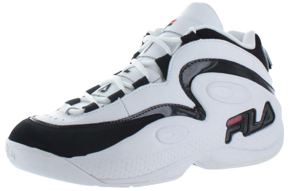 fila grant hill. fila grant hill 97 men\u0027s retro basketball sneakers shoes s