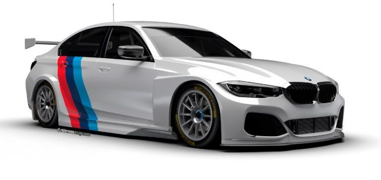 New 2020 Bmw 3 Series Suits Up For British Touring Car