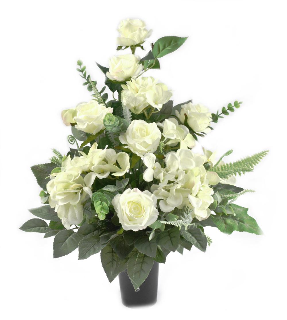 Sztuczne Kwiaty Na Cmentarz Do Wazonu Q House Pl Floral Wreath Floral Wreaths
