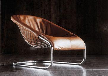 Cortina Armchair - modern - armchairs - Minotti | Minotti ...