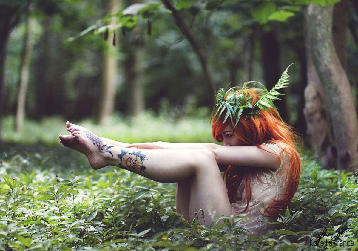 Redhead fairy pic-5642