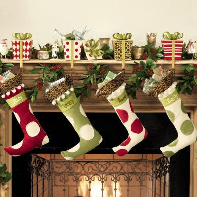 Personalized Christmas Stockings Stockings, Holidays and Stocking
