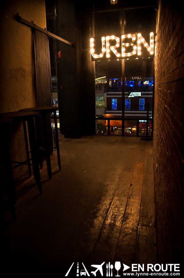 In Urbn Bar And Kitchen