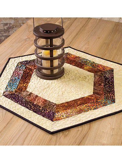 Quilting Kitchen Patterns Runner Amp Topper Patterns Slice Of Pie Table Topper Pattern