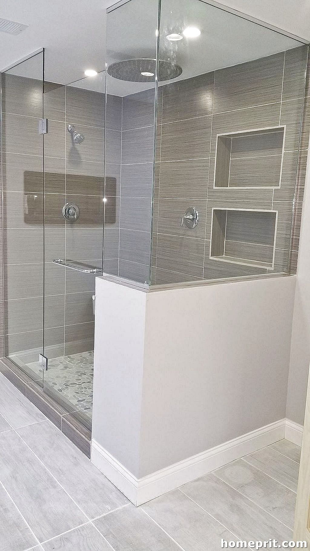 20 Fabulous Shower Bathroom Ideas That Steal Your Focus Bathroom Remodel Master Modern Master Bathroom Bathrooms Remodel
