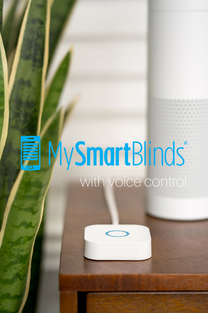 Mysmartblinds The World S Smartest Window Covering By Tilt My