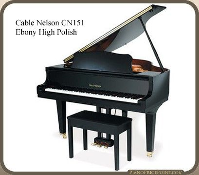 View All Makes Of New Grand Pianos Priced Under 13 000 Grand Piano Baby Grand Pianos
