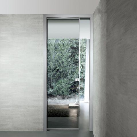 Porta Spin Rimadesio da .spaziomateriae.com Napoli Rimadesio Spin door aluminium frame and & Porta Spin Rimadesio da www.spaziomateriae.com Napoli Rimadesio Spin ...