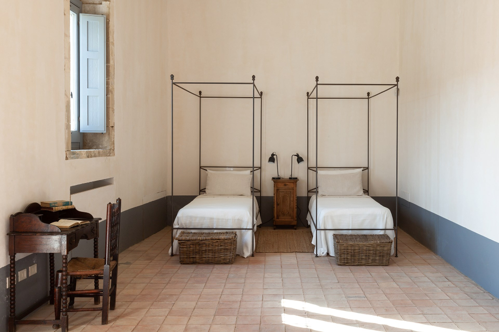 Masseria Cardinale Villas In Sicily The Thinking Traveller In 2020 House Guide Rent A Villa Double Bedroom