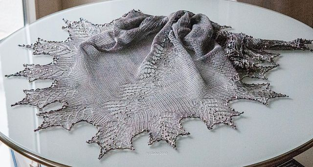 Ravelry: Sacred Spirit pattern by Boo Knits