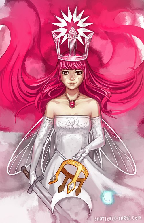 Child of Light Queen Aurora by Shattered-Earth on deviantART