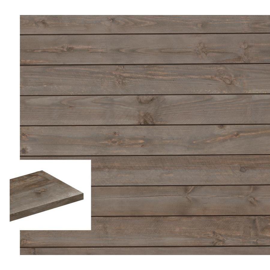 Timberwall Shiplap 12 9 Sq Ft Grey Wood Shiplap Wall Plank Kit Pine Wood Walls Wood Panel Walls Wall Plank Kits