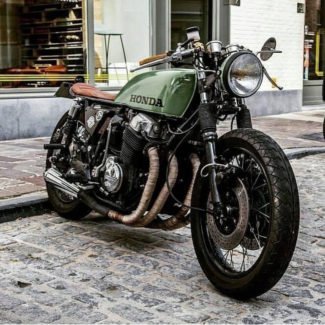 Honda Cb750 Cafe Racer >> Honda Cb750 Cafe Racer Motorcycles Cb750 Cafe Racer