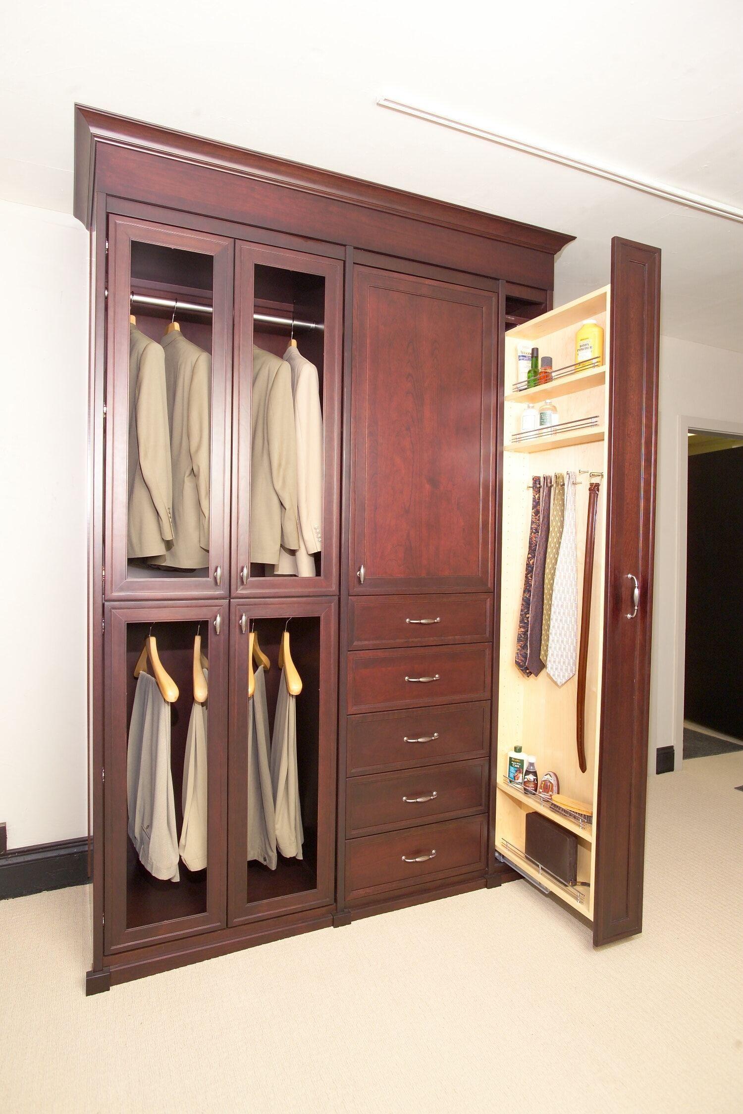 Custom Closet Design Boston
