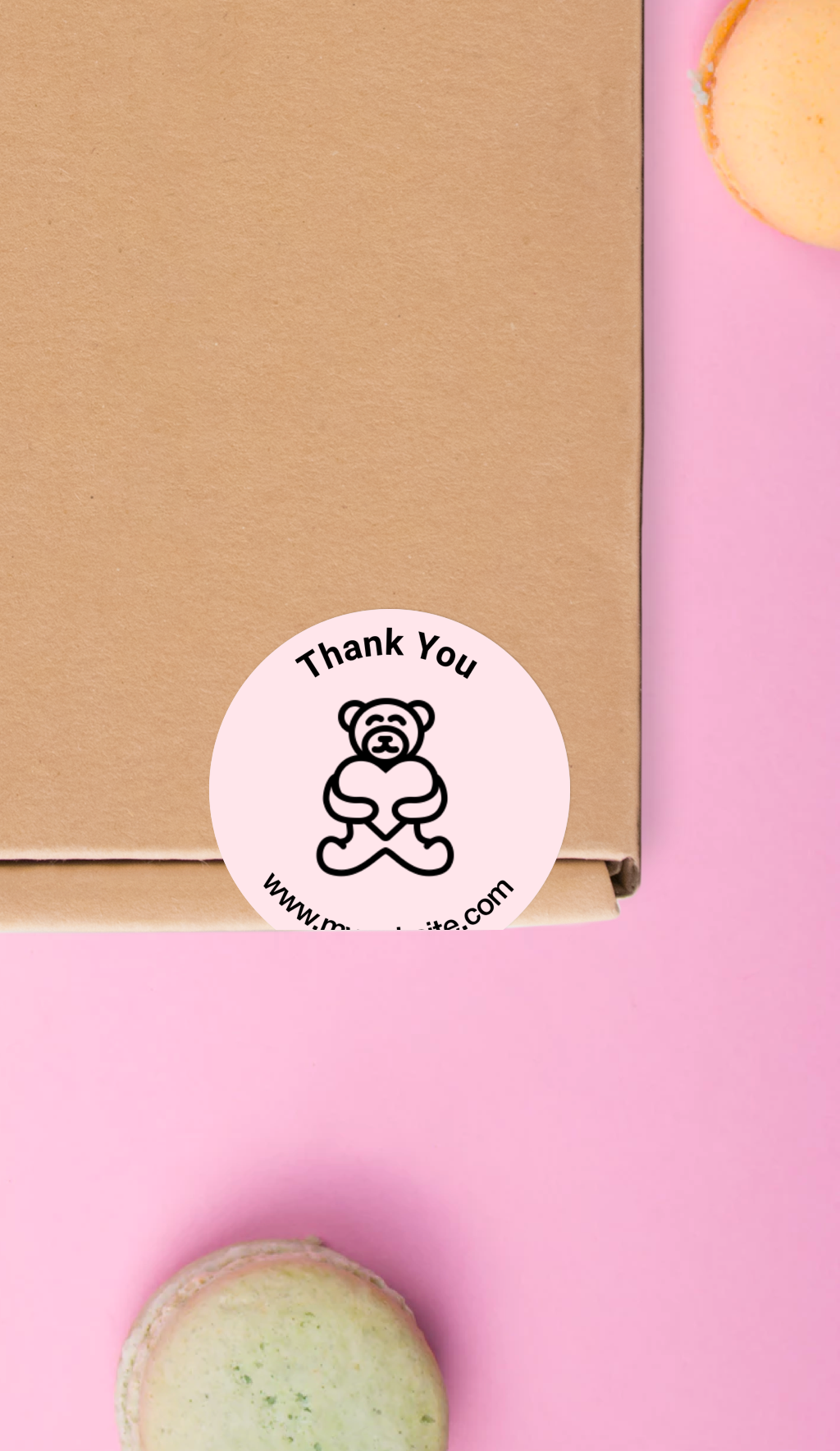 24 CUSTOM Stickers // Glossy Stickers, Design Your Own Stickers