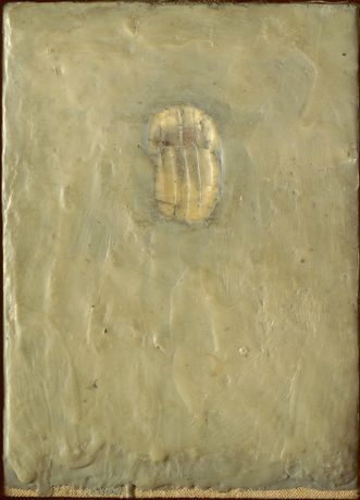 Painting Bitten By A Man By Jasper Johns 1961 With Images