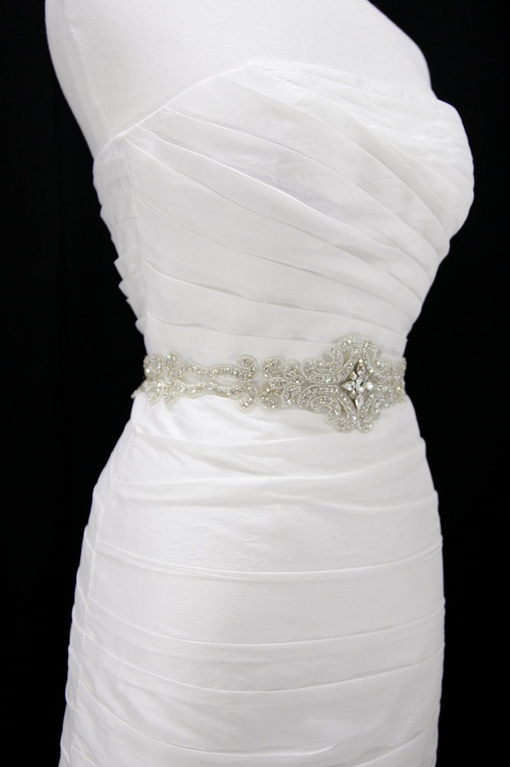 Crystal bridal belt sash wedding sash fashion pinterest