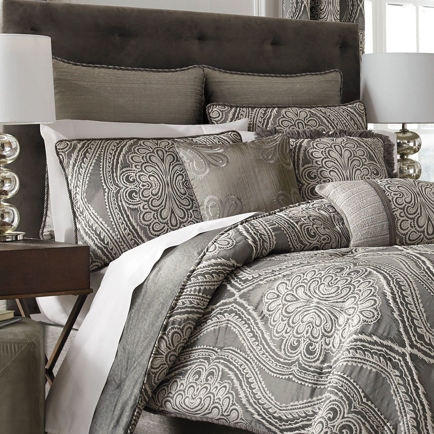 Best Croscill Amadeo Bedding Collection Comforter Sets 640 x 480