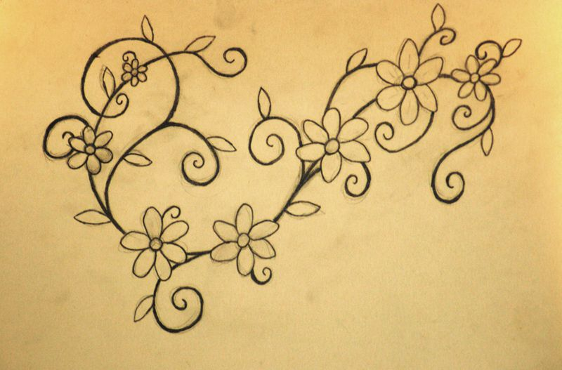 Daisy Vine Tattoos: Daisy Tattoos, Designs And Ideas : Page 28 …