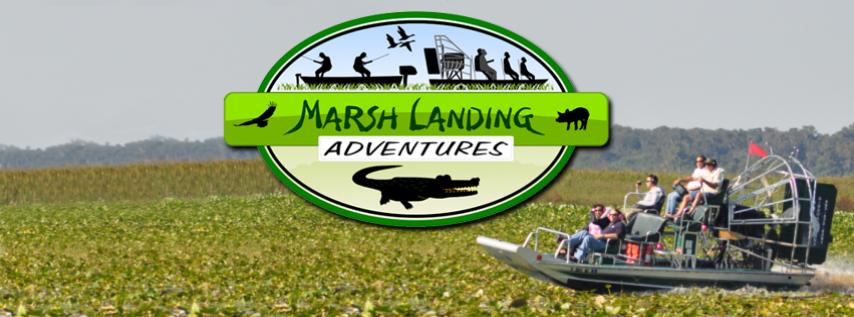 Marsh Landing Adventures Airboat Tours Save 25! http