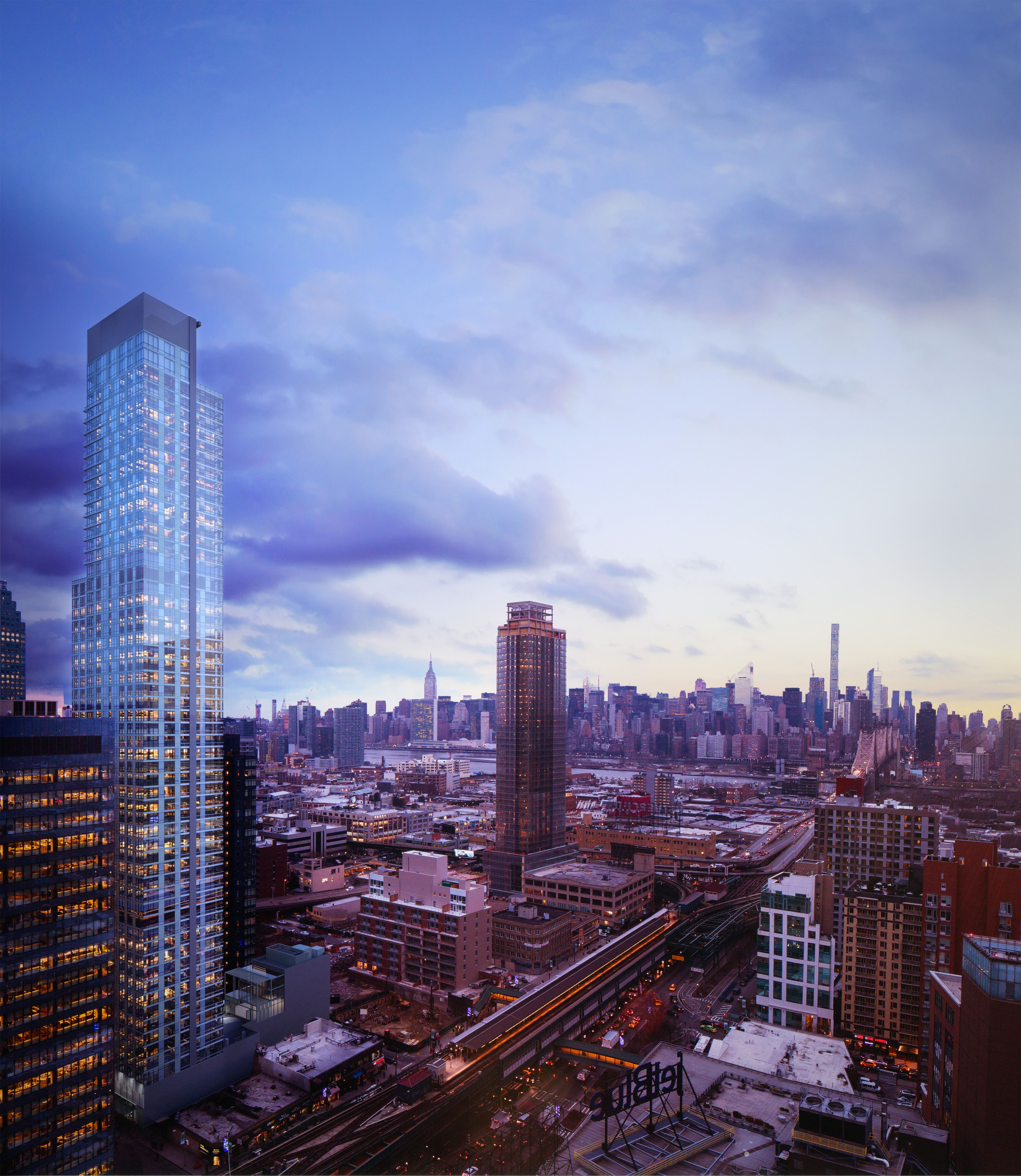 Island View Apartments Home: Tower 28 In Long Island City, NY #luxury #lifestyle