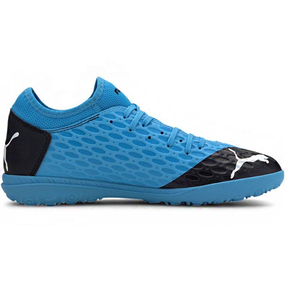 Buty Pilkarskie Puma Future 5 4 Tt M 105803 01 Niebieskie Niebieskie Football Boots Football Shoes Puma Football Boots
