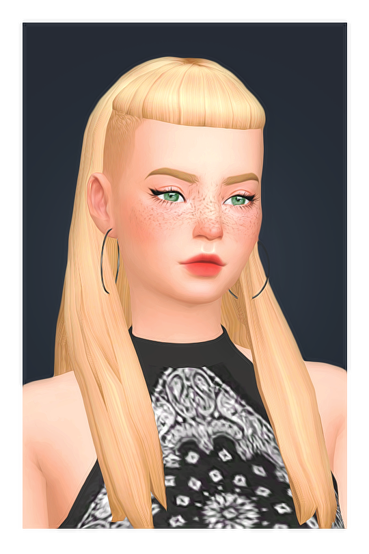 Lana Cc Finds Syaovu Andy Hair This Hair Is A Request From A In 2020 Sims 4 Characters Sims Mods Sims 4 One of the two maidens of light who can seal and unseal the langrisser and also liana's sister. pinterest