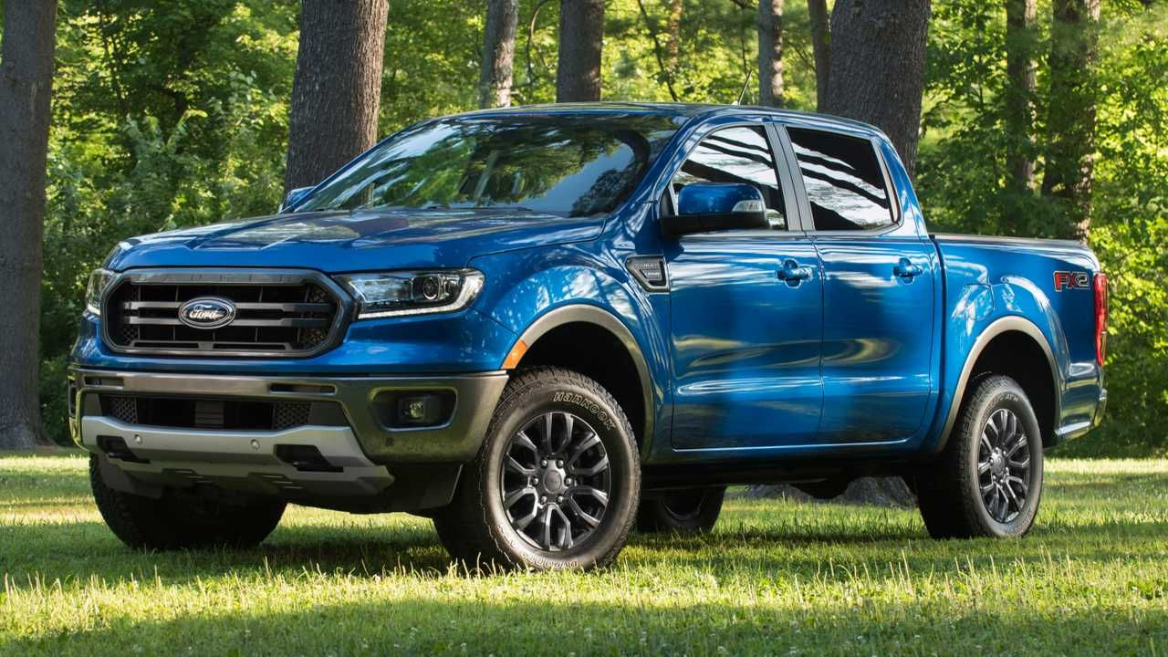 2020 Ford Ranger Fx2 Package Deal Provides Off Highway Chops To 2wd Fashions Ford Ranger 2020 Ford Ranger Ford Ranger Price