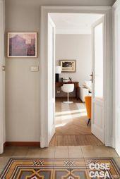 Photo of Tradisjonell to-roms leilighet på 75 kvadratmeter med periode …- Bilocale tra …