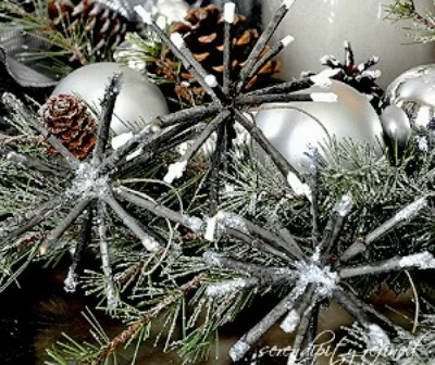 44 Rustic Twig Craft Ideas | FeltMagnet #twigcrafts