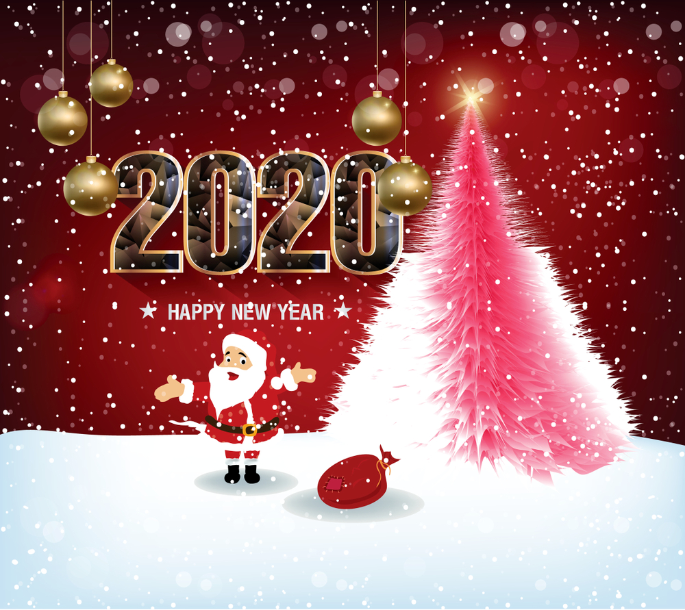 Merry Christmas 2020 Wishes Images Merry Christmas And Happy New Year Happy New Year Wishes Merry Christmas Wishes