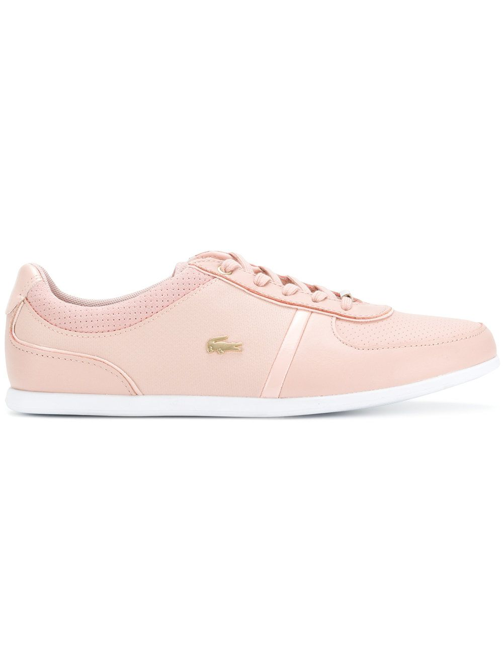 low top sneakers - Pink & Purple Lacoste 7DWlvwb3D
