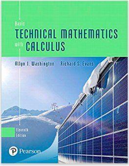 Basictechnicalmathematicswithcalculus11theditionpdfebook basictechnicalmathematicswithcalculus11theditionpdf fandeluxe Image collections