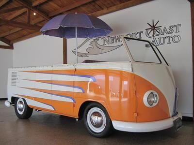 Custom 1965 Volkswagen Roadster