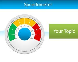 Speedometer chart in excel 2010 free download free excel for Excel speedometer template download