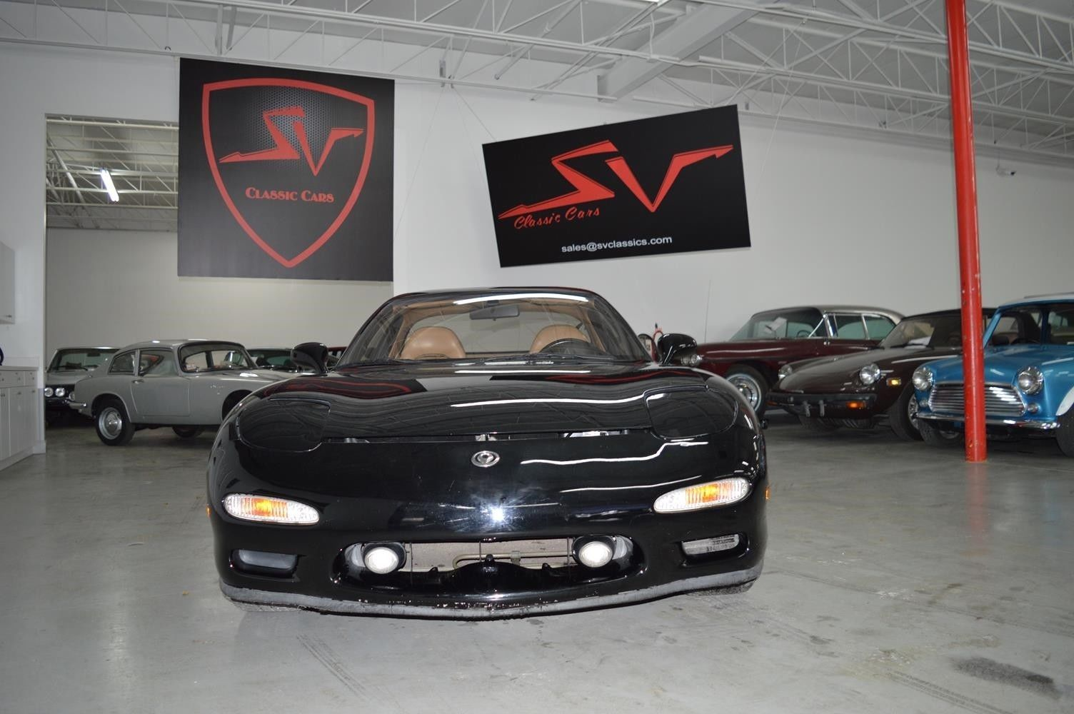 Cool Amazing 1993 Mazda RX-7 very rare car, still stock, so much ...